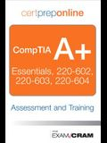 Comptia A+ Cert Prep Online Without Pearson Etext -- Standalone Access Card