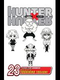 Hunter X Hunter, Vol. 23