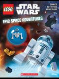 Epic Space Adventures (Lego Star Wars: Activity Book with Minifigure) [With Minifigure]