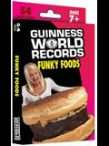 Guinness World Records Funky Foods Learning Cards