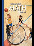 McDougal Littell Math Course 2: Student Edition 2007