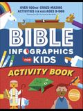 Bible Infographics for Kids(tm) Activity Book: Over 100-Ish Craze-Mazing Activities for Kids Ages 9 to 969