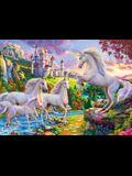 Unicorn Castle 1000-Piece Puzzle