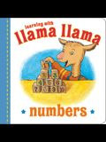 Llama Llama Numbers