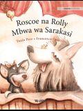 Roscoe na Rolly Mbwa wa Sarakasi: Swahili Edition of Circus Dogs Roscoe and Rolly
