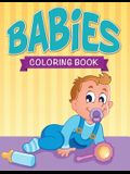 Babies Coloring Book