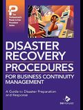 Disaster Recovery Procedures for Business Continuity Management
