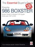 Porsche 986 Boxster: Boxster, Boxster S, Boxster S 550 Spyder: Model Years 1997 to 2005