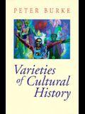 Varieties of Culture History