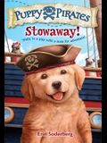 Puppy Pirates #1: Stowaway! (A Stepping Stone Book(TM))