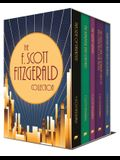 The F. Scott Fitzgerald Collection: Deluxe 5-Volume Box Set Edition
