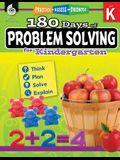 180 Days of Problem Solving for Kindergarten: Practice, Assess, Diagnose