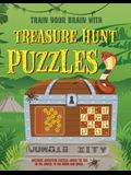 Treasure Hunt Puzzles: Engage Your Brain to Work Through These Awesome Adventure Puzzles, Under the Sea, to the Moon and More.