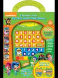 Nickelodeon Paw Patrol, Bubble Guppies, Blaze, More! My First Smart Pad [With Battery]