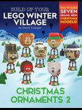 Build Up Your LEGO Winter Village: Christmas Ornaments 2