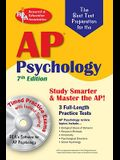 AP Psychology [With CDROM]