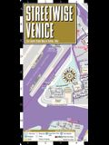 Streetwise Venice Map - Laminated City Center Street Map of Venice, Italy