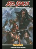 Red Sonja: Wrath of the Gods