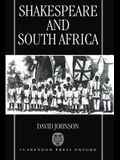 Shakespeare and South Africa