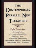 Contemporary Parallel New Testament Bible-PR-KJV/NASB/Ncv/Cev/NIV/Nlt