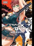 Triage X, Volume 13