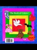 The Book of Colors! (Pre-School Series) (Bi-Lingual Persian/Farsi and English Edition)