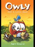 Owly: Just a Little Blue