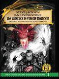 The Warlock of Firetop Mountain Colouring Book