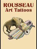 Henri Rousseau Art Tattoos