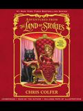 Adventures from the Land of Stories Boxed Set Lib/E: The Mother Goose Diaries and Queen Red Riding Hood's Guide to Royalty