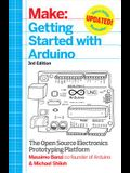 Getting Started with Arduino: The Open Source Electronics Prototyping Platform