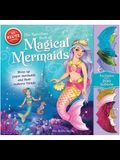 Marvelous Bk of Magical Mermai: Dress Up Paper Mermaids and Their Friends
