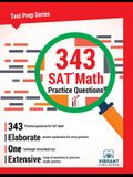 343 SAT Math Practice Questions