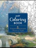 Posh Adult Coloring Book: Thomas Kinkade Designs for Inspiration & Relaxation, 14