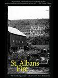 St. Alban's Fire: A Joe Gunther Novel