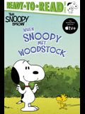 When Snoopy Met Woodstock: Ready-To-Read Level 2