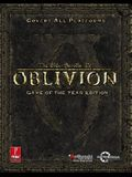 Elder Scrolls IV: Oblivion Game of the Year: Prima Official Game Guide