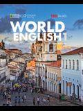 World English 2e 1b Combo Split + 1 CDROM Pkg