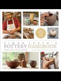 Simon Leach's Pottery Handbook: A Comprehensive Guide to Throwing Beautiful, Functional Pots [With 2 DVDs]