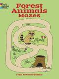 Forest Animals Mazes