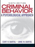 Criminal Behavior: A Psychological Approach