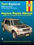 Ford Explorer 2002 Thru 2010: Includes Mercury Mountaineer
