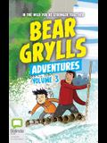 Bear Grylls Adventures: Volume 3: River Challenge & Earthquake Challenge
