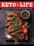 Keto Life: Over 100 Healthy and Delicious Ketogenic Recipes (Healthy Cookbooks, Ketogenic Cooking, Fitness Recipes, Diet Nutritio