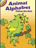 Animal Alphabet Follow-The-Dots
