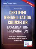 Certified Rehabilitation Counselor Examination Preparation (Book + Free App)