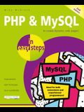 PHP & MySQL in Easy Steps: Covers MySQL 8.0