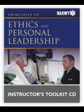Principles of Ethics and Personal Leadership Instructor's Toolkit CD-ROM