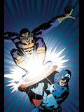 Avengers Disassembled: Captain America Tpb