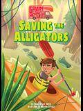 Book 3: Saving the Alligators